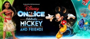 End of season party for Disney on Ice