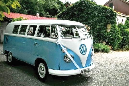 VW Kombi Photo Booth