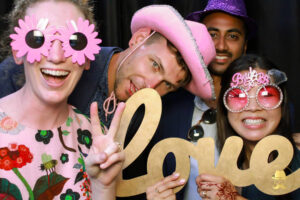 Unique wedding entertainment ideas to help create a memorable day from classic photo booths