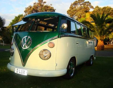 VW Kombi Photo Booth - Auckland